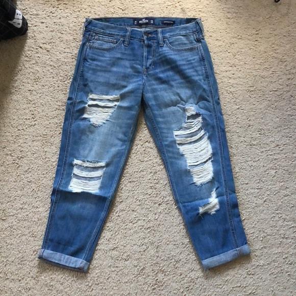 Hollister Denim - Boyfriend jeans
